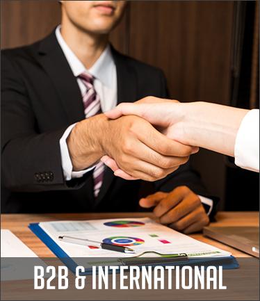 B2B & International Jobs at HNR Group