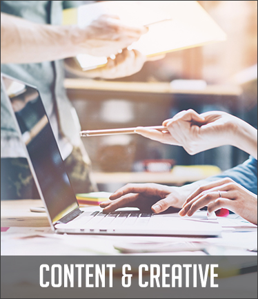 Content & Creative Jobs at HNR Group